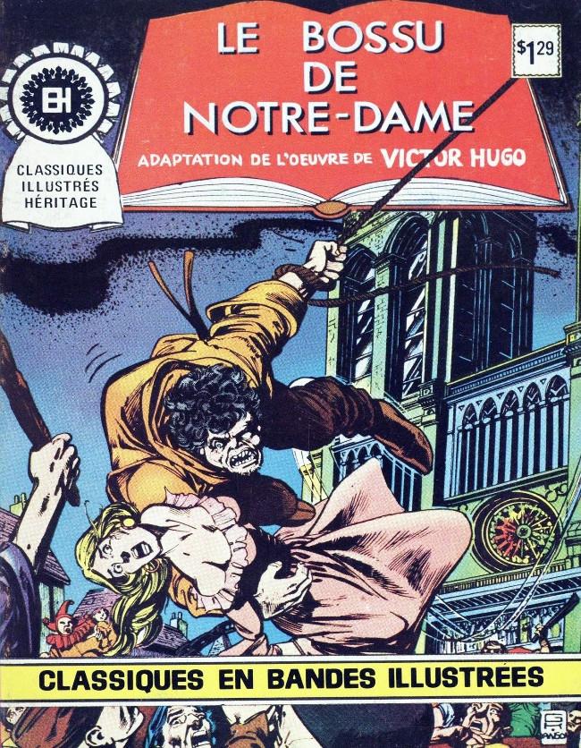 Classiques illustrés (Éditions Héritage) - 15 tomes