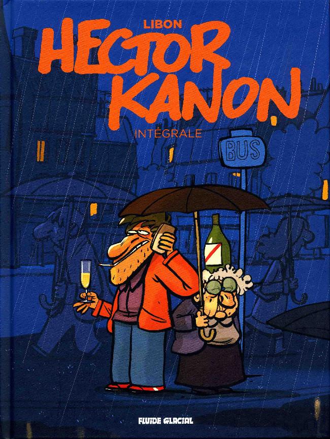 Couverture de Hector Kanon -INT- Intégrale