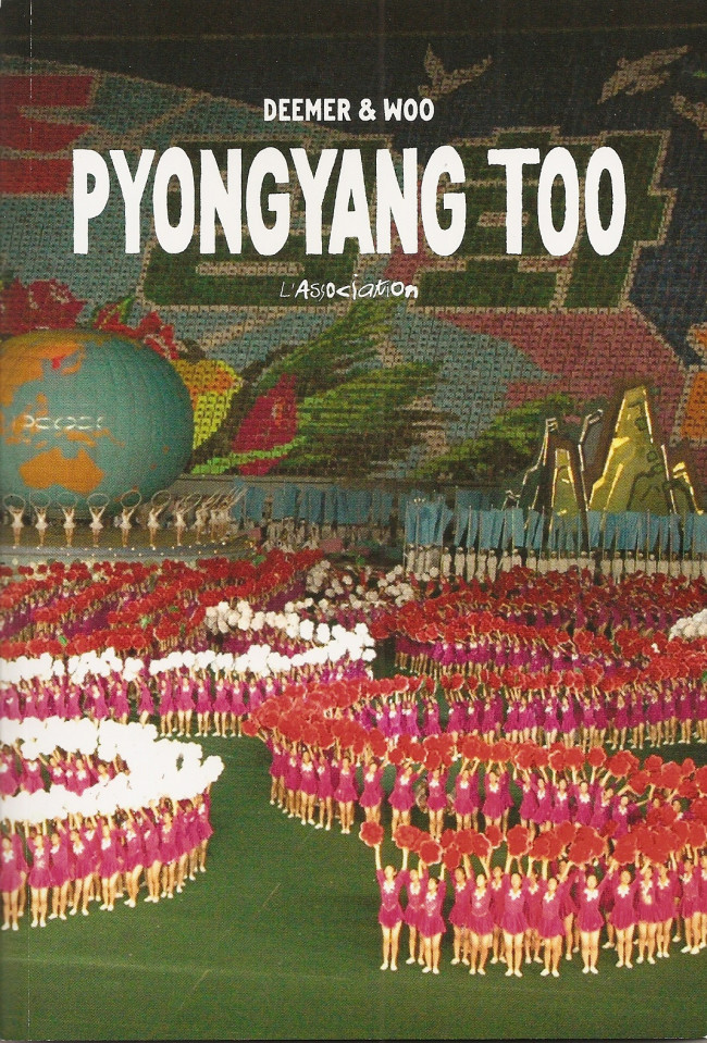 Couverture de Pyongyang -HC- Pyongyang too