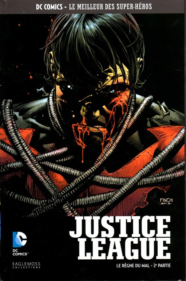 Couverture de DC Comics - Le Meilleur des Super-Héros -91- Justice League - Le Règne du Mal - 2e partie