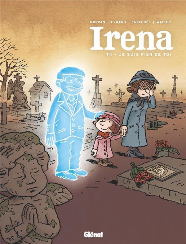 Couverture de Irena -4- Je suis fier de toi