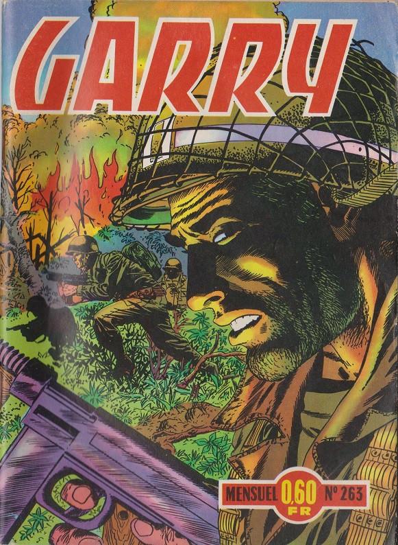 Couverture de Garry -263- Matoro la sorcière
