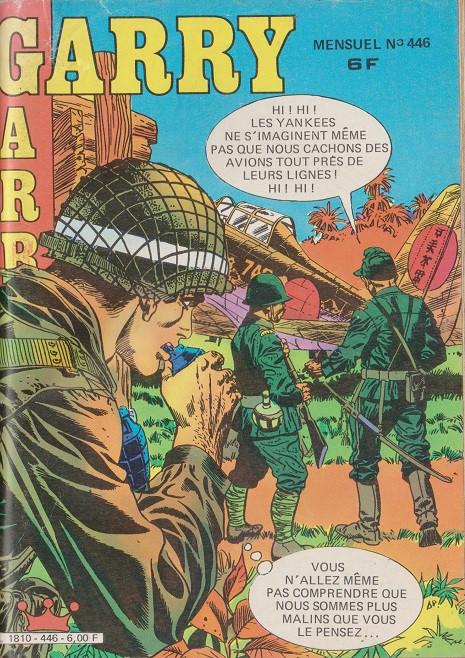 Couverture de Garry (Impéria) (2e série - 190 à 456) -446- Opération