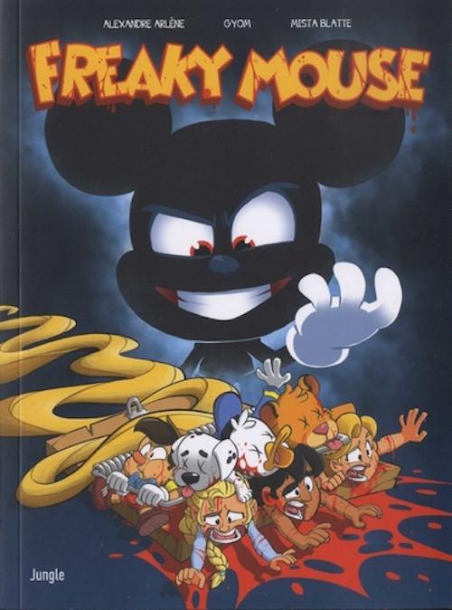 Couverture de Freaky Mouse