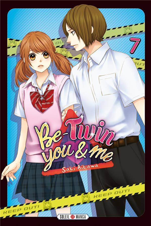 Couverture de Be-twin you & me -7- Tome 7