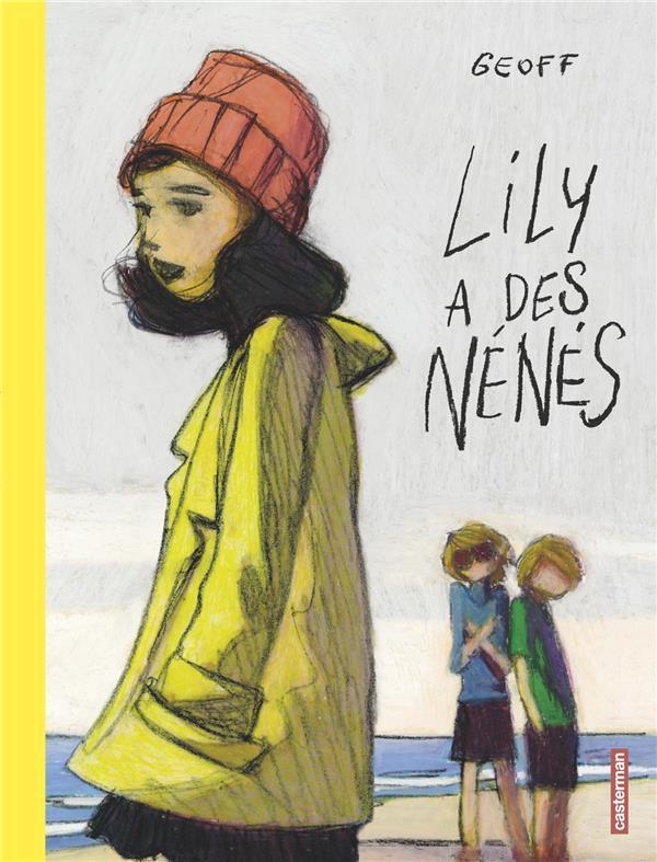Couverture de Lily a des nénés - Tome 1