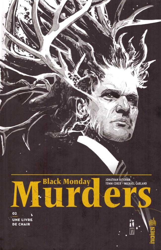 Couverture de Black Monday Murders -2- Une livre de chair