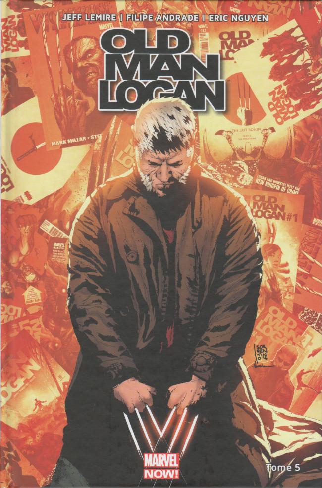 Couverture de Old Man Logan -5- Vies passées