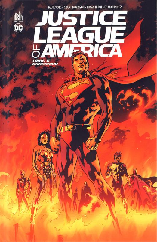 Couverture de Justice League of America (DC Classiques) -6- Ascension