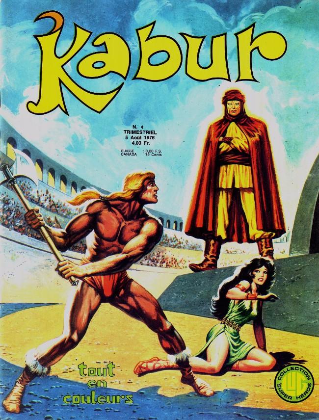 Kabur - 5 tomes