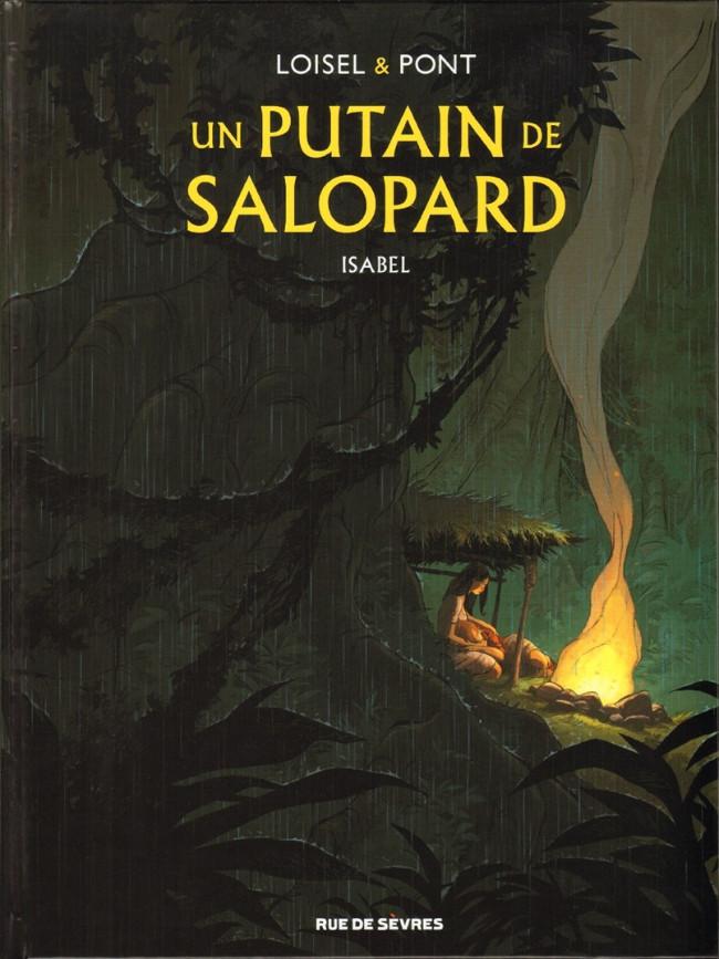 Couverture de Un putain de salopard -1- Isabel
