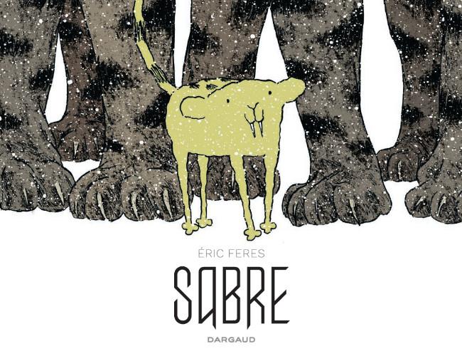 Couverture de Sabre (Feres) - Sabre