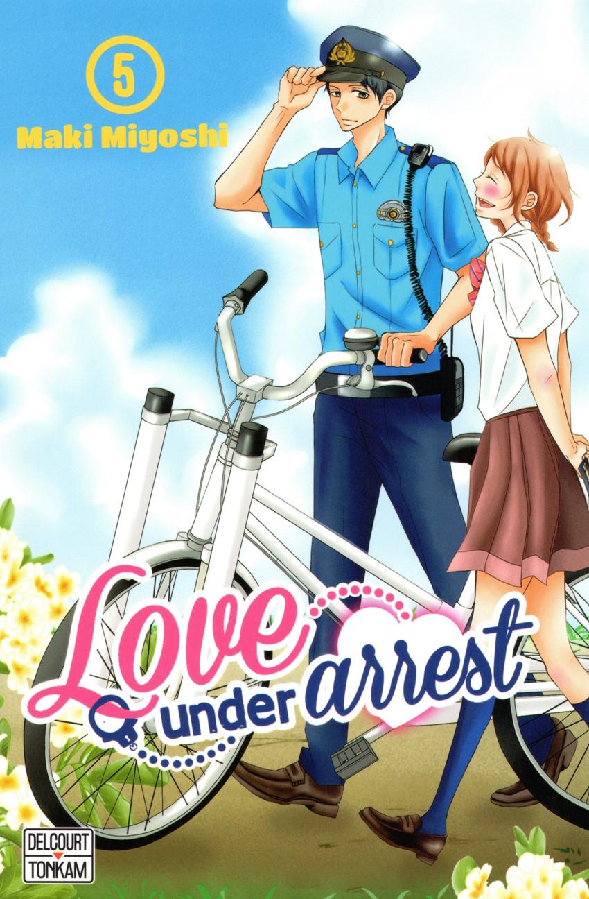 Couverture de Love under arrest -5- Tome 5