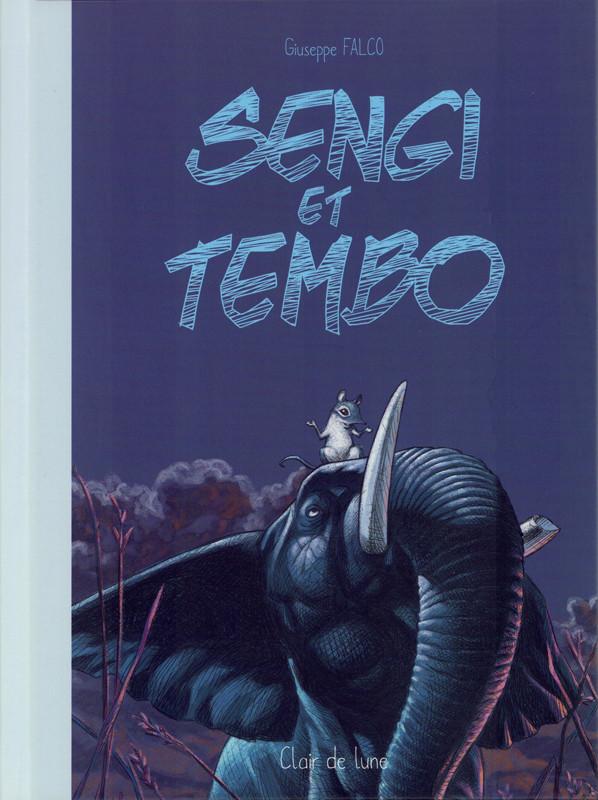 Couverture de Sengi et Tembo