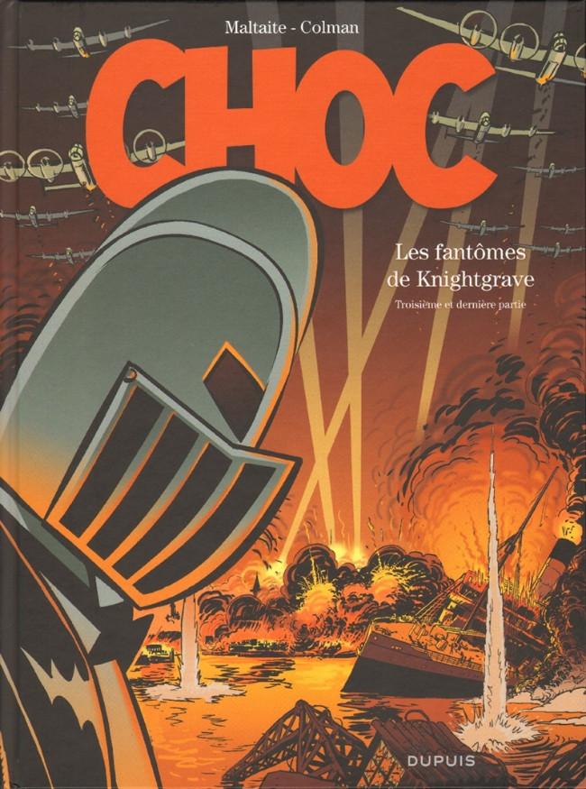 Couverture de Choc (Maltaite/Colman) -3- Tome 3