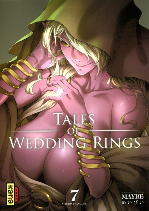 Couverture de Tales of Wedding Rings -7- Tome 7