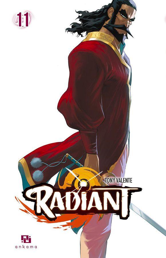 Couverture de Radiant -11- Tome 11