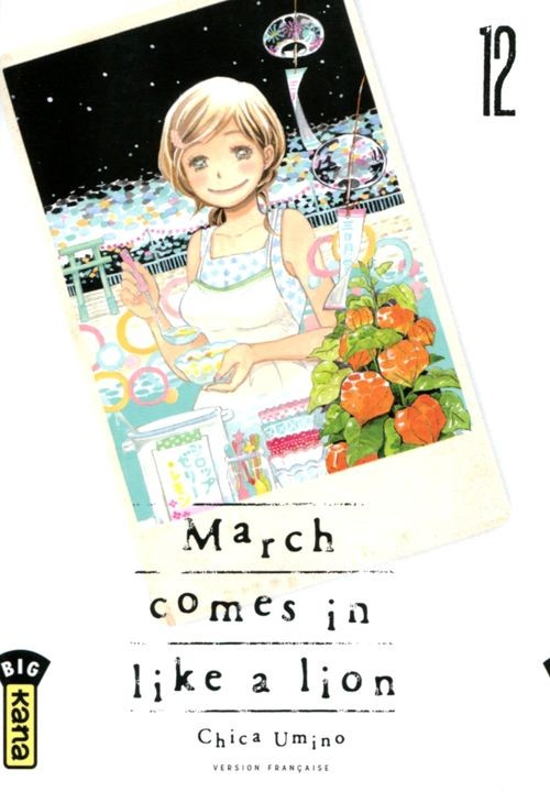 Couverture de March comes in like a lion -12- Tome 12
