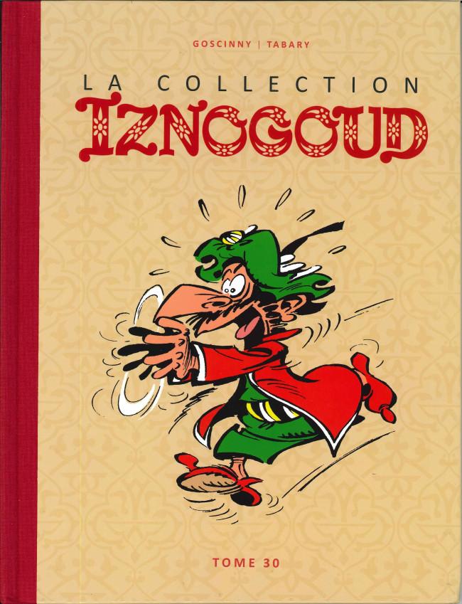Couverture de Iznogoud - La Collection (Hachette) -30- Tome 30