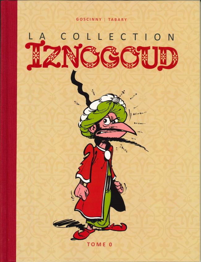 Couverture de Iznogoud - La Collection (Hachette) -31- Tome 0