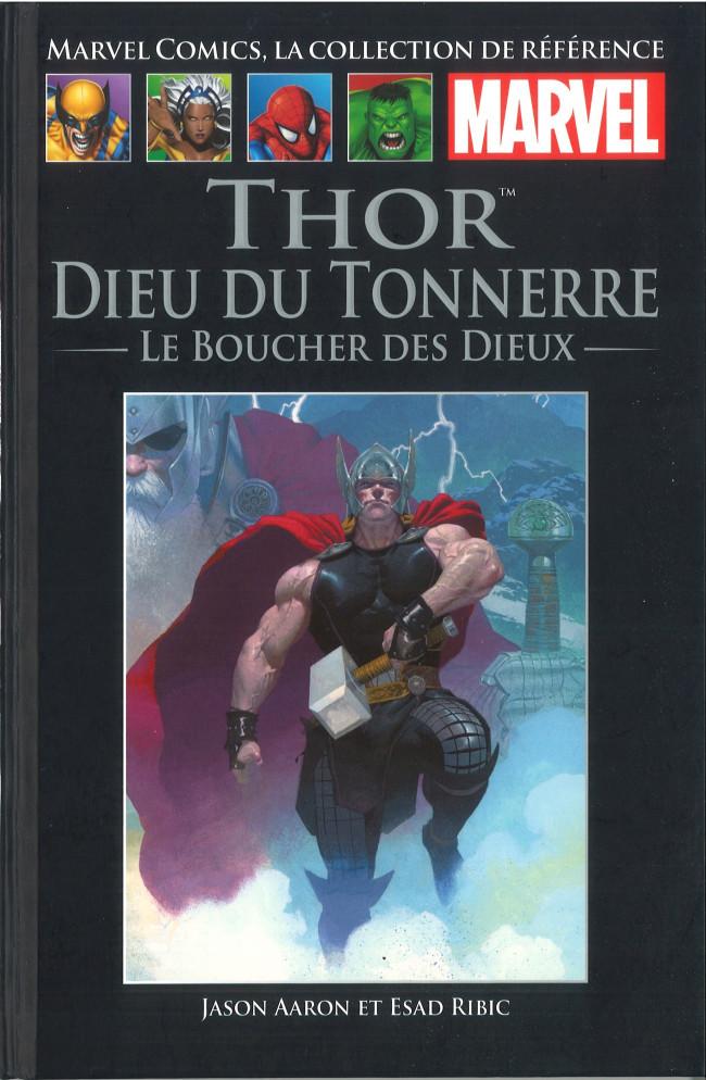 Couverture de Marvel Comics - La collection (Hachette) -13088- Thor Dieu du Tonnerre - Le Boucher des Dieux