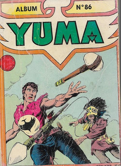 Couverture de Yuma (1re série) -Rec86- Album n°86 (du n° 309 au n°311)