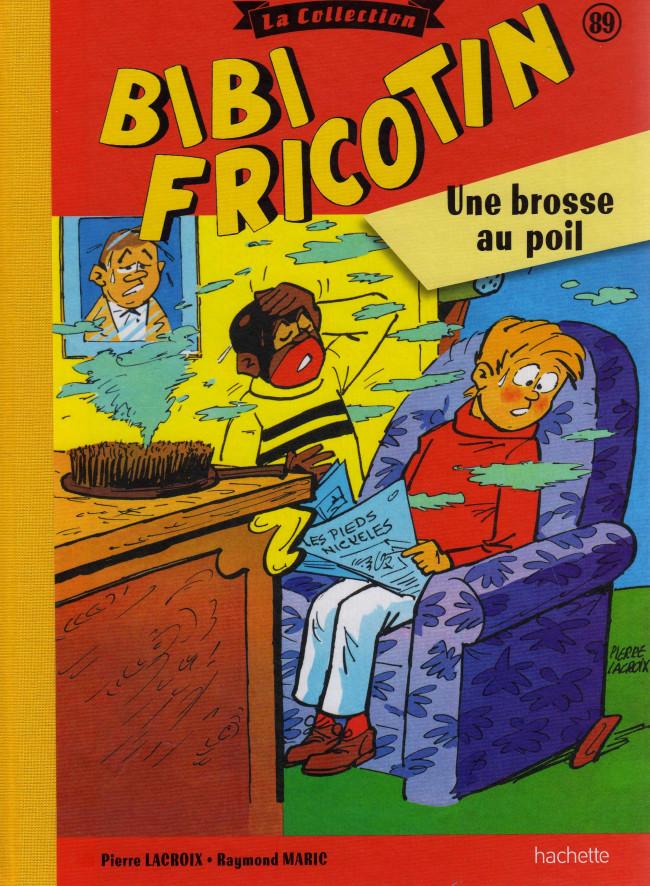 Couverture de Bibi Fricotin (Hachette - la collection) -89- Une brosse au poil