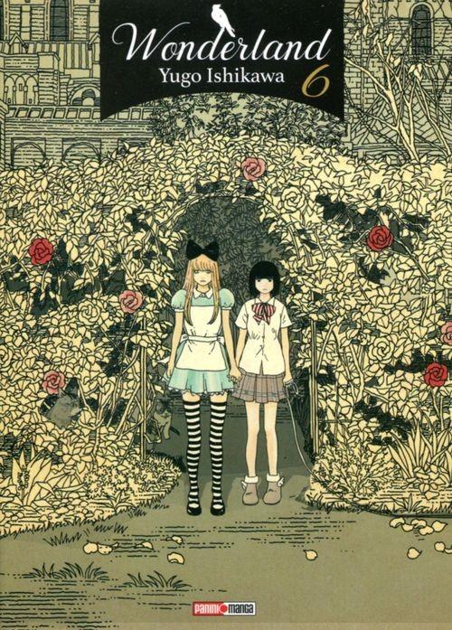 Couverture de Wonderland (Yugo Ishikawa) -6- Tome 6