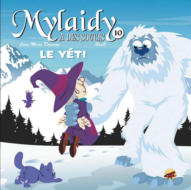 Couverture de Mylaidy a des soucis -10- Le yéti