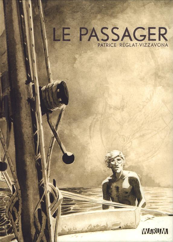 Couverture de Le passager (Réglat-Vizzavona) - Le Passager