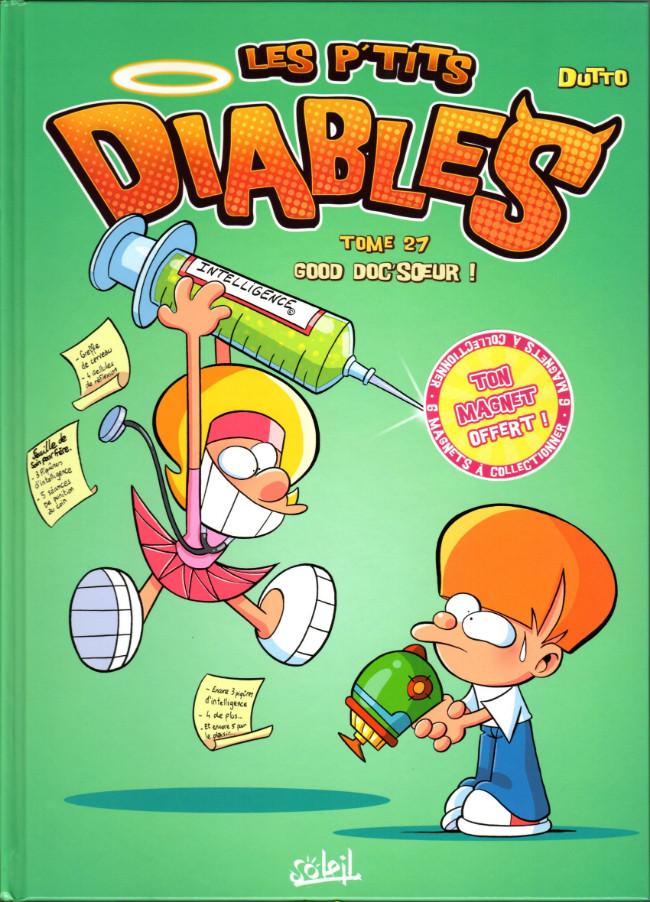 Couverture de Les p'tits diables -27- Good doc'sœur !