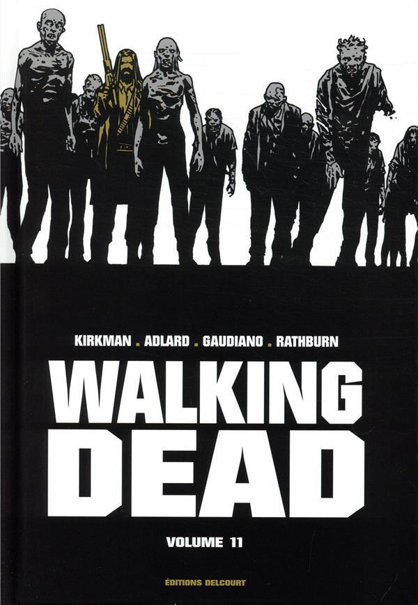 Couverture de Walking Dead -INT11- Tome 11