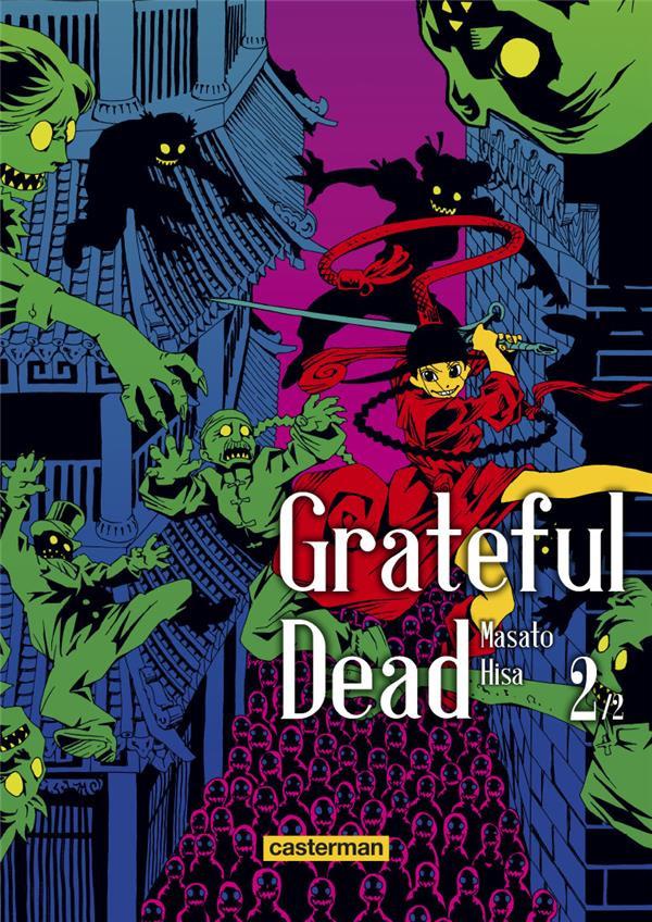 Couverture de Grateful dead -2- Tome 2