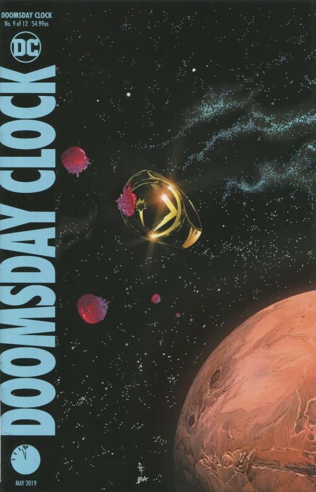 Couverture de Doomsday Clock (2018) -9- Crisis