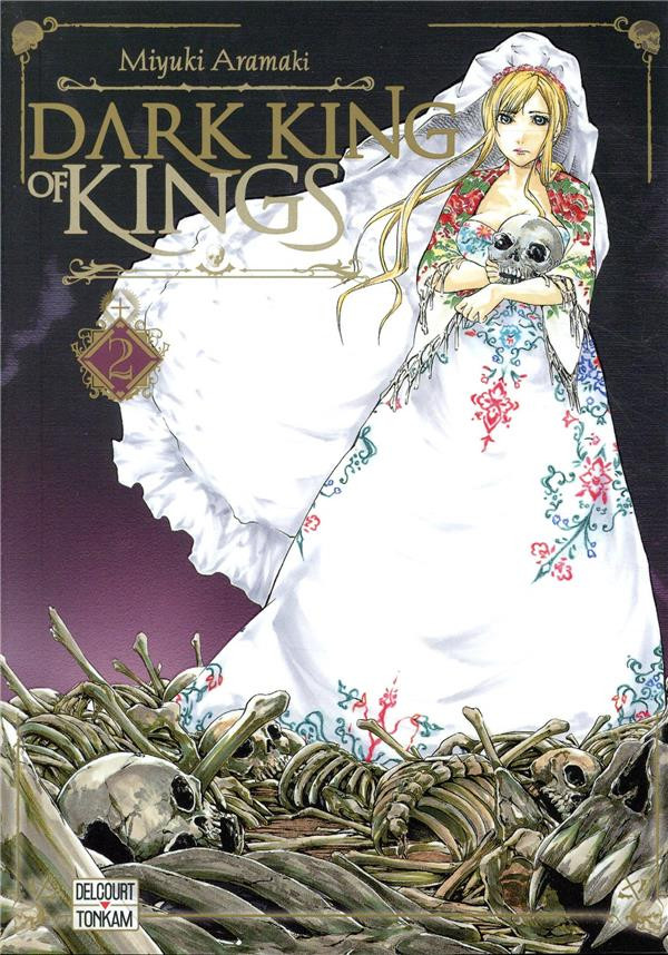 Couverture de Dark King of Kings -2- Tome 2