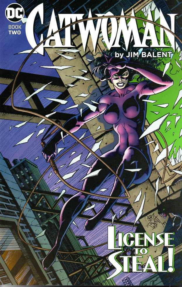 Couverture de Catwoman (1993) -INT02- Licence to steal !