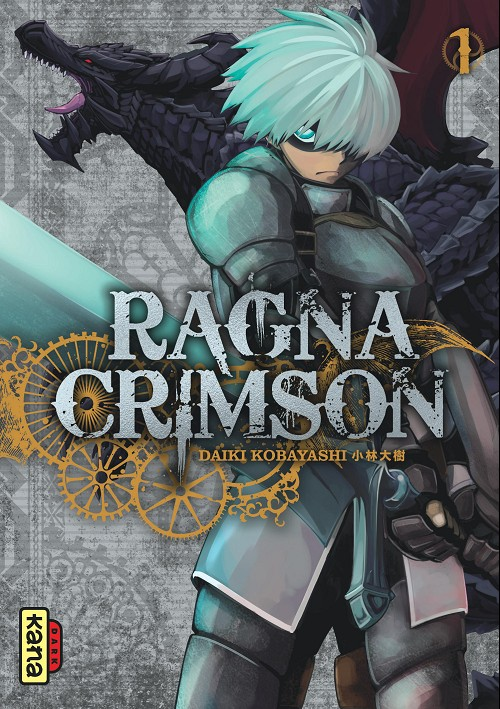 Couverture de Ragna crimson -1- Tome 1