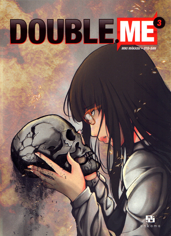 Couverture de Double.Me -3- Tome 3