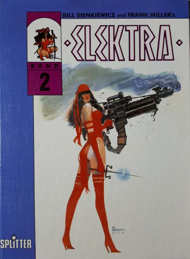 Couverture de Elektra (en allemand) -2- Der Widerling