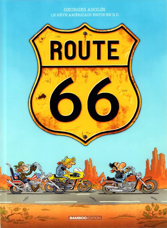 Couverture de Route 66 -1- Tome 1