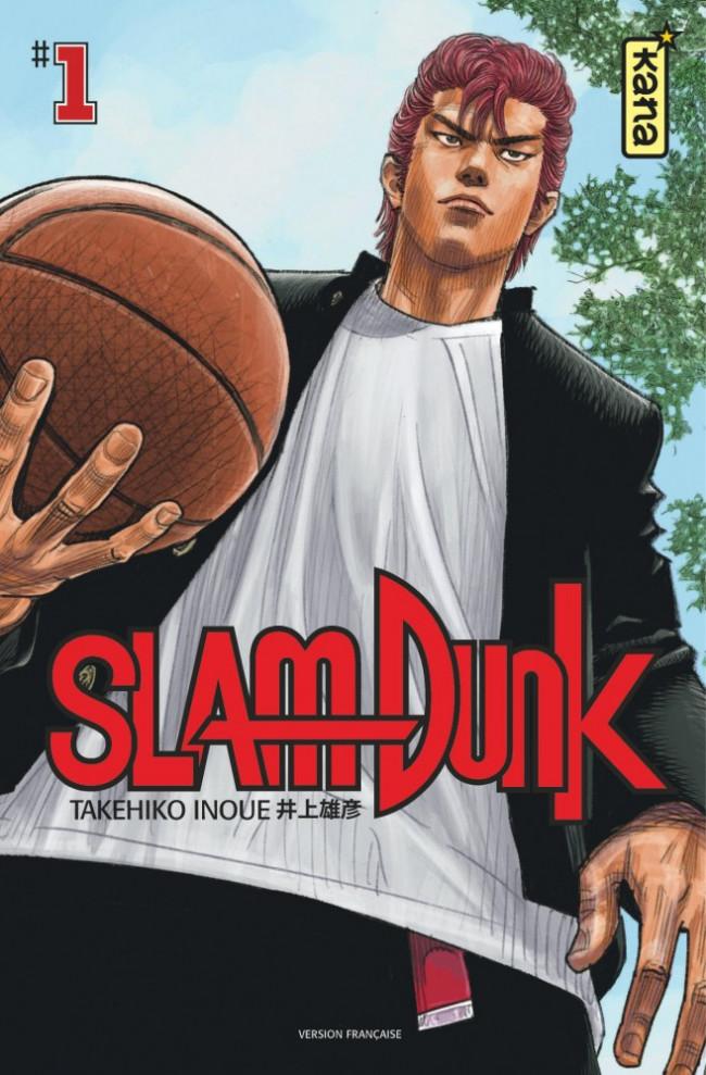 Couverture de Slam Dunk -INT01- Tome 1