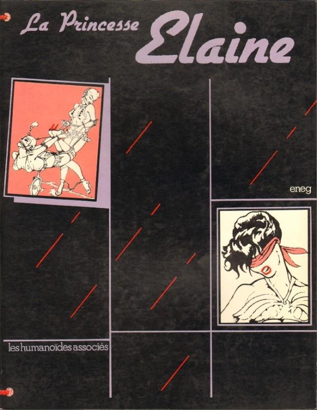 Couverture de La princesse Elaine - Princesse Elaine (la)