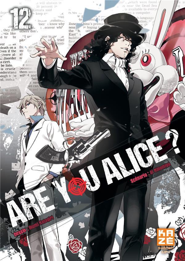 Couverture de Are you Alice ? -12- Tome 12