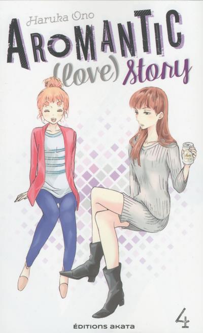 Couverture de Aromantic (Love) Story -4- Tome 4
