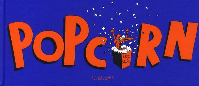 Couverture de Popcorn (Eric Salch) - Popcorn