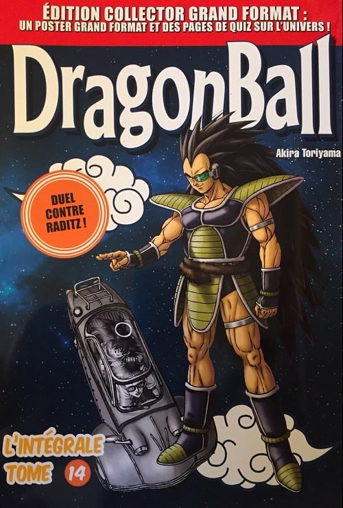Couverture de Dragon Ball - La Collection (Hachette) -14- Tome 14