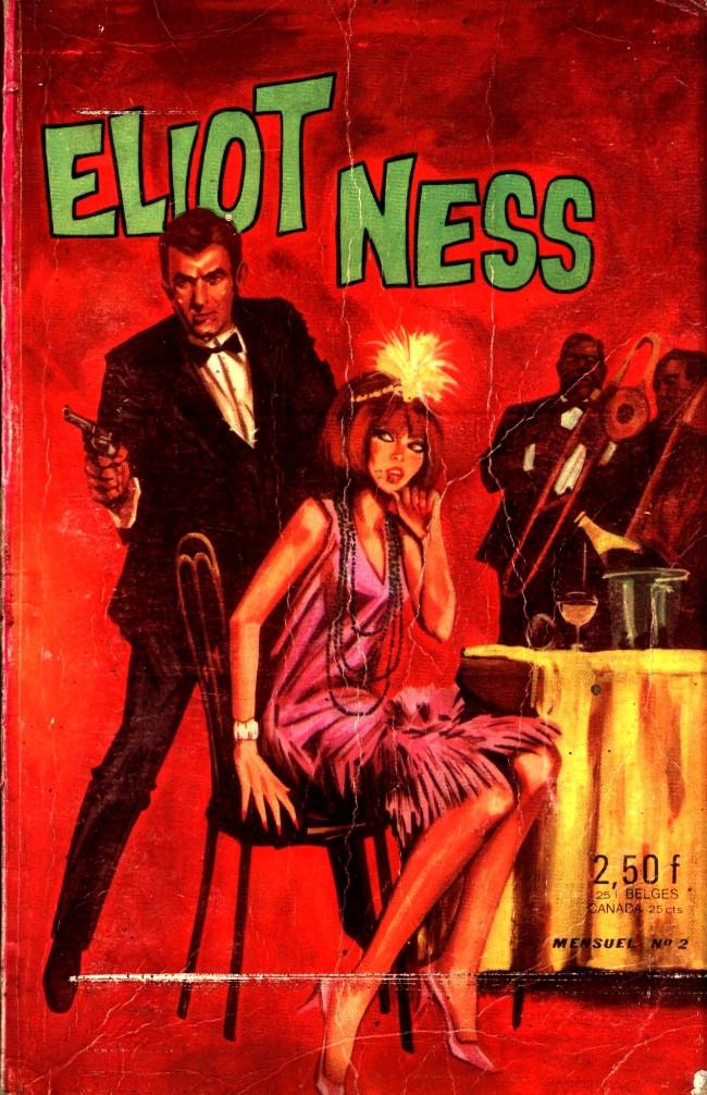 Couverture de Eliot Ness (2e série) -2- Le retour de Capone !