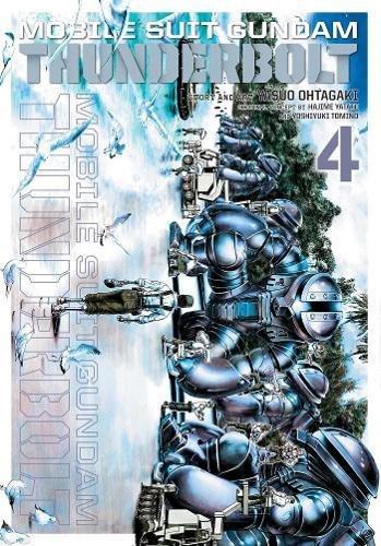 Couverture de Mobile Suit Gundam - Thunderbolt -4- Tome 4