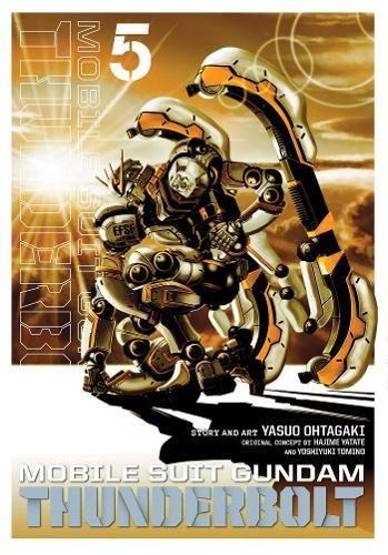 Couverture de Mobile Suit Gundam - Thunderbolt -5- Tome 5