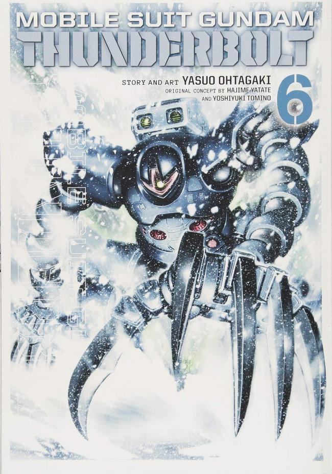 Couverture de Mobile Suit Gundam - Thunderbolt -6- Tome 6